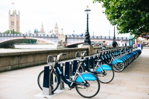 Getting Around London